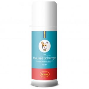 Mousse Shampoo: 150 ml