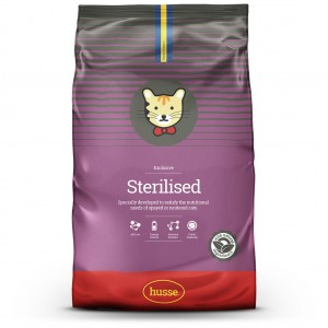 Exclusive Katt Sterilised: 7 kg